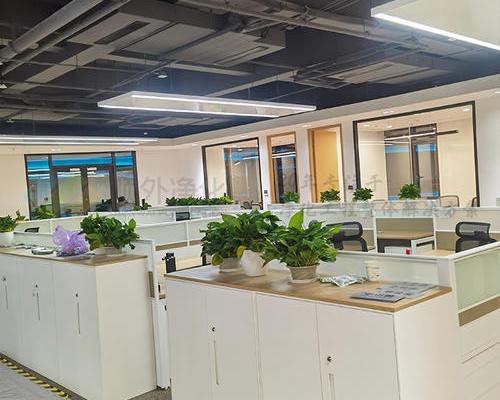 办公区装修设计案例之-ABB办公区装修设计