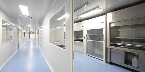 实验室厂房装修