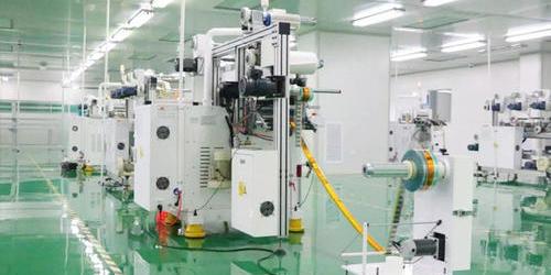 半导体洁净厂房装修-上海顺外