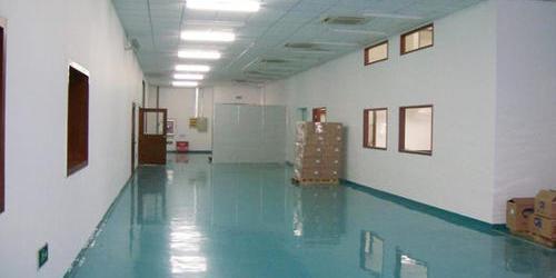 工艺品厂房装修-上海顺外
