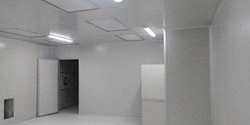 制药厂净化车间装修-上海顺外
