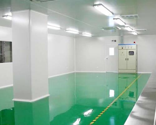 厂房洁净车间装修工程-上海顺外