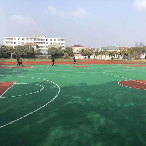 崇明港沿學校