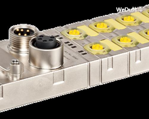 穆尔电子 MVK-MPNIO F DI16/8 货号Murr 55562  穆尔总线模块 分销