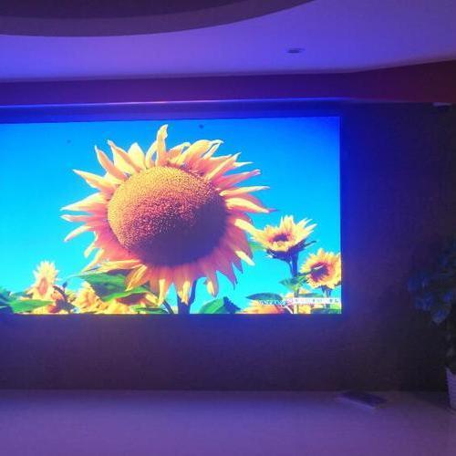(贝博在线官方网站)室内小贝博LED显示屏