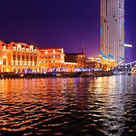 产品名称丽思卡尔顿酒店泛光照明