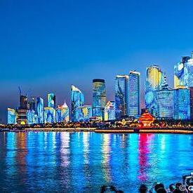 产品名称深圳CBD灯光联动