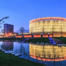 产品名称苏州规划展览馆夜景灯光