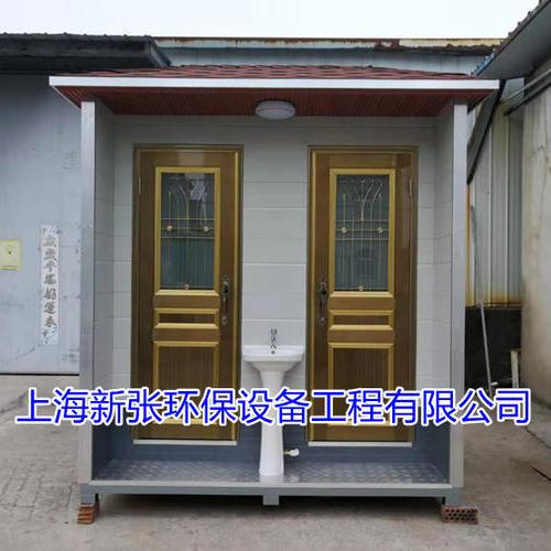 景区豪华连体移动厕所
