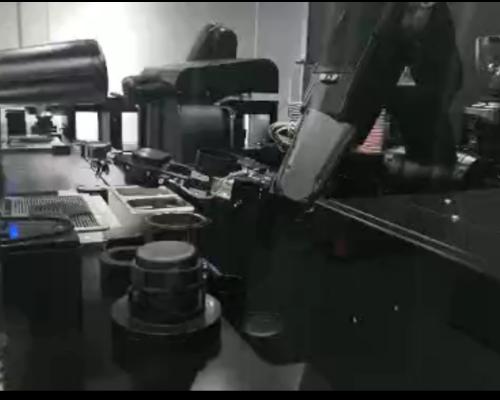 咖啡机器人生产及管理系统