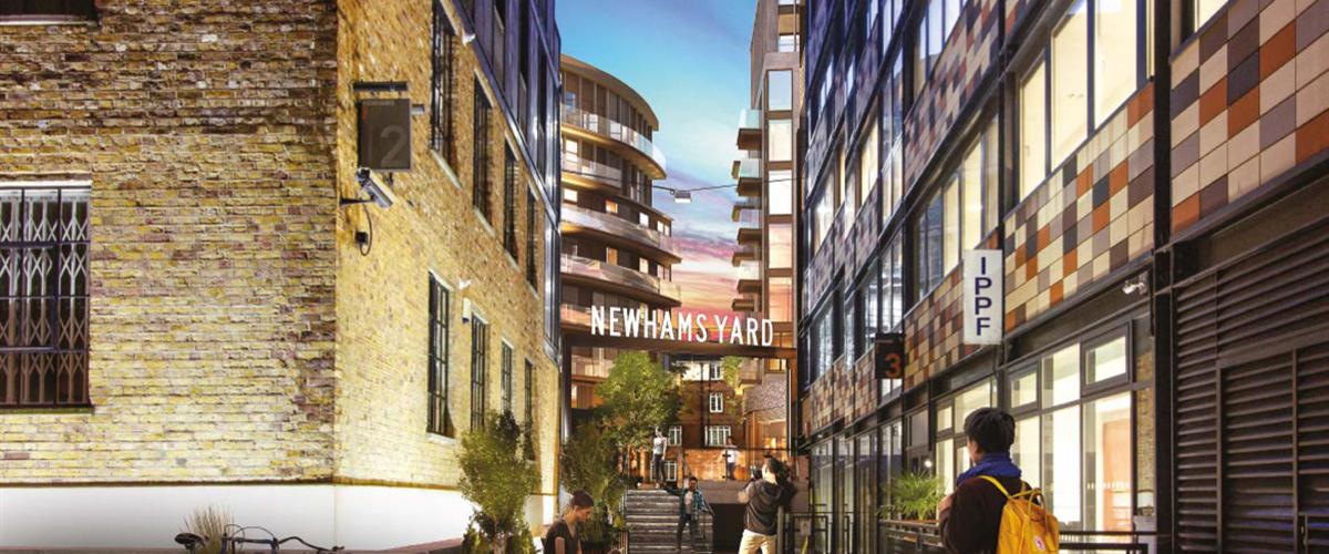 塔桥新邨 Newham's Yard