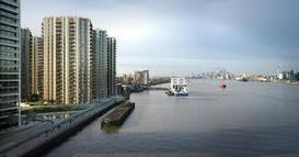 阿森纳河畔 Royal Arsenal Riverside