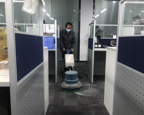 办公室地毯清洗