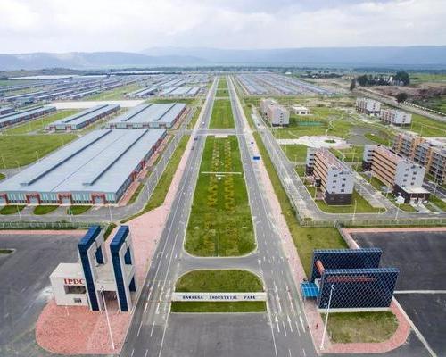 安徽省合肥市庐江万山工业园