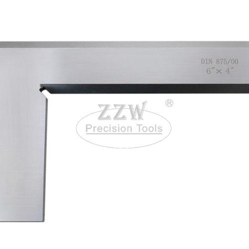 Precision Bevel Edge Square DIN 875/00