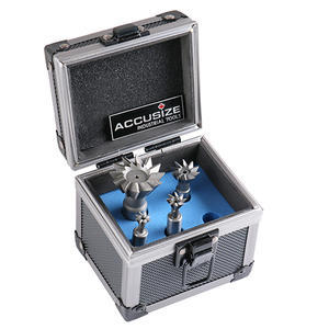 H.S.S. Single Angle Dovetail Cutters Sets