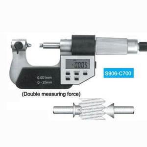 Electronic Digital Screw Thread Micrometer