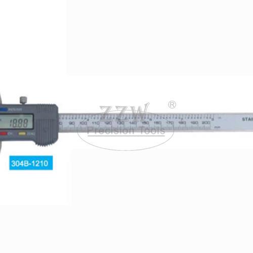 3 Keys Digital Depth Gauge With Large LCD
