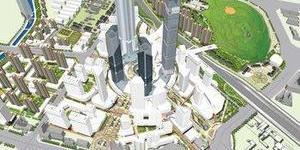 城市建筑模型是如何制作的