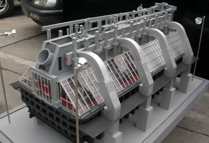 模型設計制作