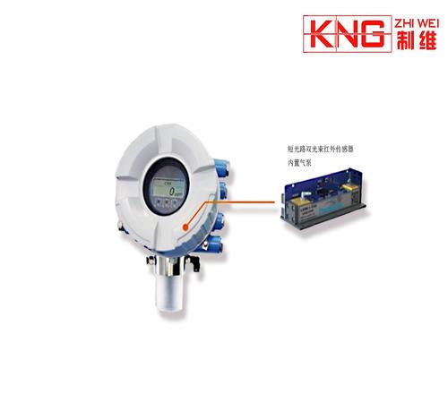 气体-泵吸式红外气体探测器